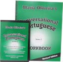 Conversational Portuguese workbook/CD cover