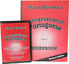 Conversational Portuguese Vocabulary CD cover